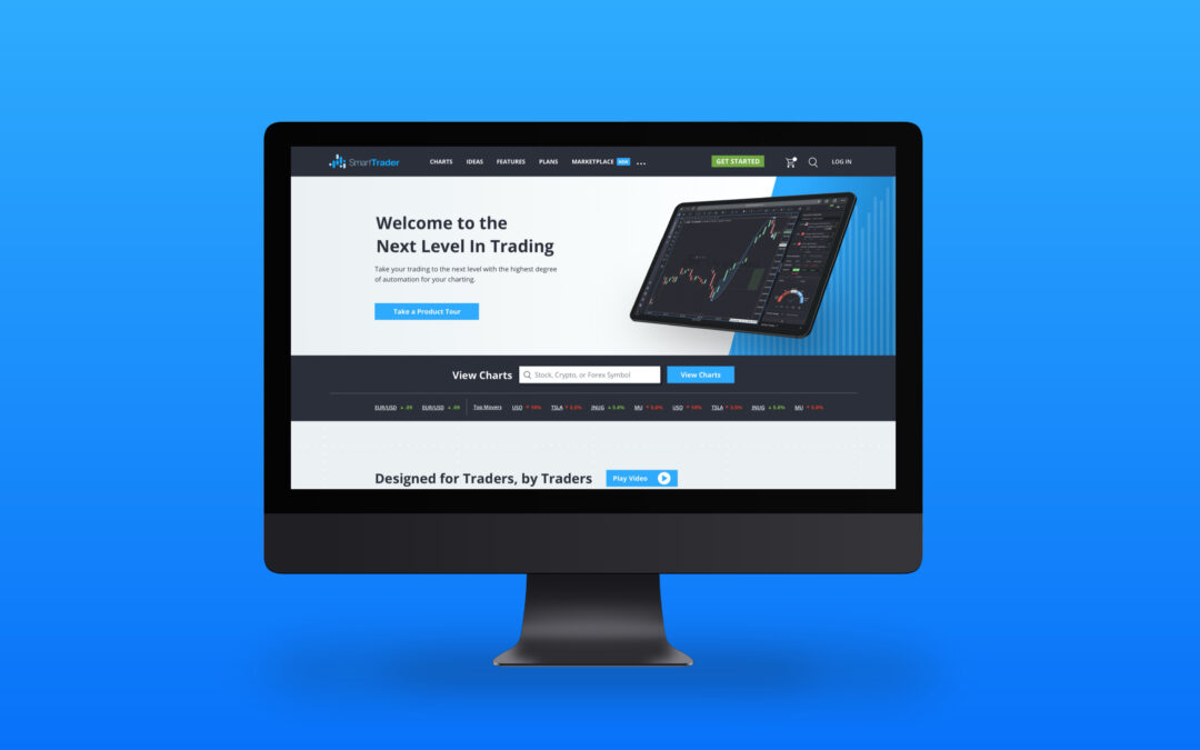 SmartTrader Just Got a Whole Lot Smarter: Introducing Our NEW Website
